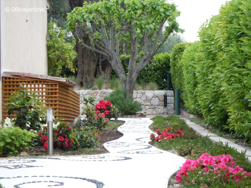 awesome massif jardin exterieur contemporary design