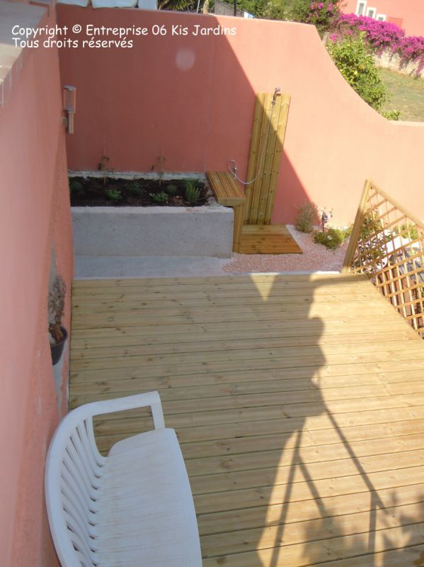 D co jardin pente terrasse brest 17 jardin botanique nice for Jardin potager en escalier