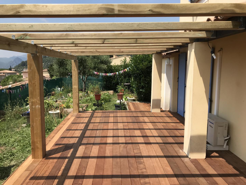 terrasse en bois exotique 06. Black Bedroom Furniture Sets. Home Design Ideas