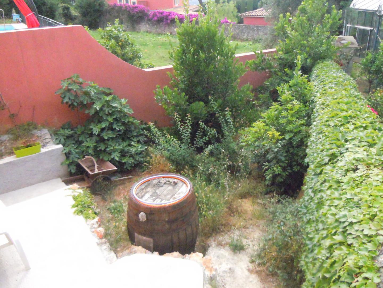 bassin de jardin nice le terrain avant les travaux