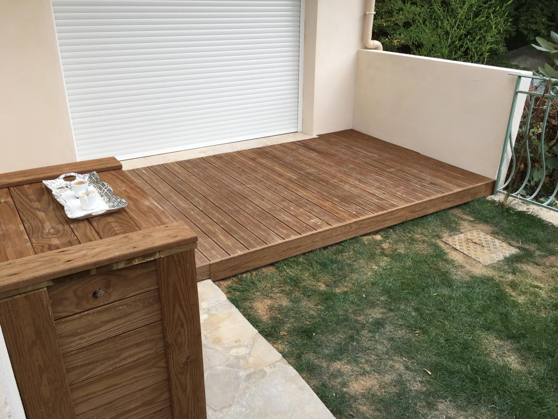 Construire Terrasse En Bois construction de terrasse en bois à nice 06