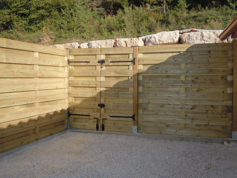Pose de clôture à Nice - Alpes-Maritimes 06